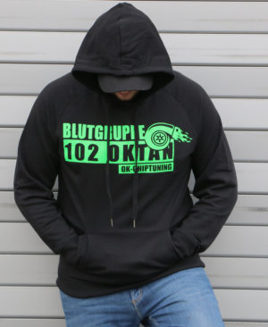 blutgruppe 102 OKTAN OK-CHIPTUNING
